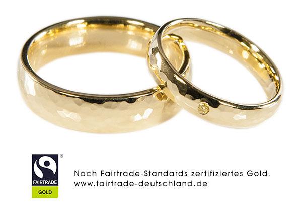 Fairtrade Trauringe Und Verlobungsringe Von Oronda